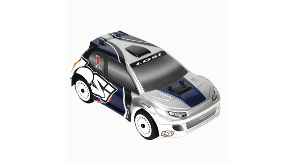 1-24 Micro Brushless Rally RTR