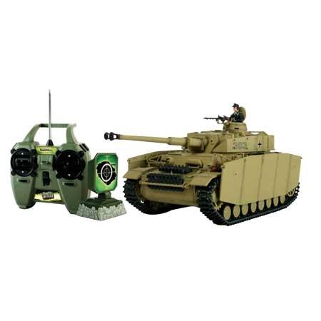 1-24 R-C German Panzer IV