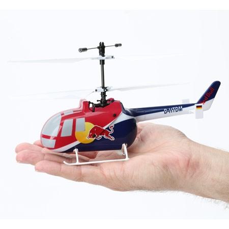 Red Bull BO-105 CB CX RTF Helicopter