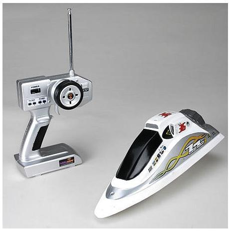 Zig Zag Racer 3 RTR - Silver