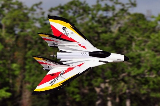 Grayson Hobby - F-27Q-Stryker-PNP