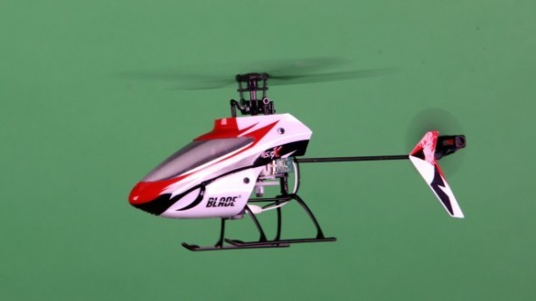 mSR X BNF helicopter