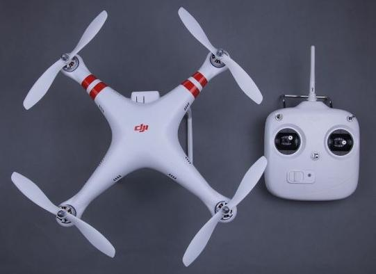 DJI Phantom QuadCopter RTF