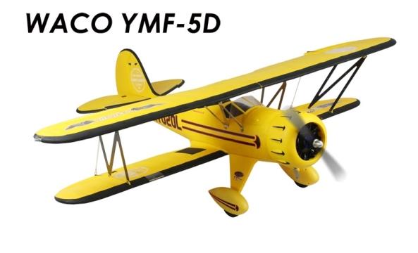 Dynam Waco YMF 5D - PNP