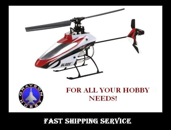 mSR X RTF helicopter - GraysonHobby