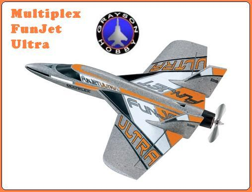 Multiplex Fun Jet Ultra Kit