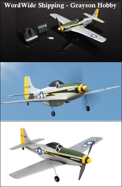 Ultra Micro P-51