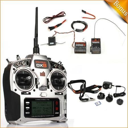GraysonHobby - DX8 Transmitter